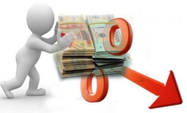 Vay tiền lãi suất thấp – khoản vay lớn, điều kiện dễ dàng