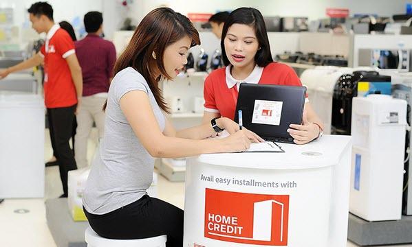 Vay tiền trả góp Home Credit, THUẬN TIỆN nhất, DỄ DÀNG nhất